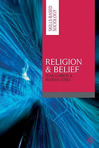 Religion and Belief (Paperback): Tony Lawson, Joan