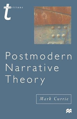 9780333687789: Postmodern Narrative Theory (Transitions)