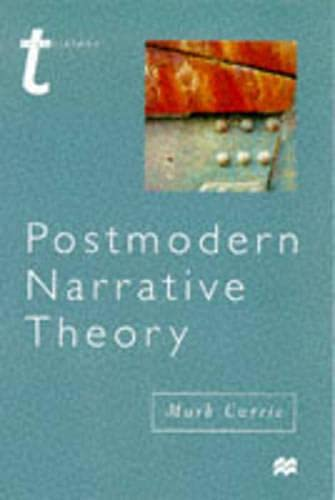 9780333687796: Postmodern Narrative Theory (Transitions)