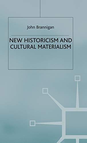 9780333687802: New Historicism and Cultural Materialism (Transitions)