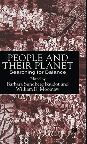 9780333688113: People and their Planet: Searching for Balance