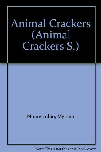 9780333688847: Animal Crackers
