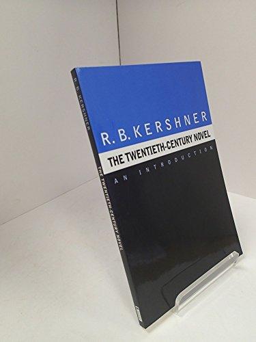 9780333690956: The Twentieth-Century Novel: An Introduction