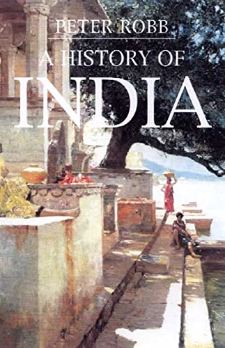9780333691281: A History of India (Palgrave Essential Histories Series)