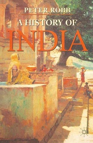 9780333691298: A History of India (Palgrave Essential Histories)