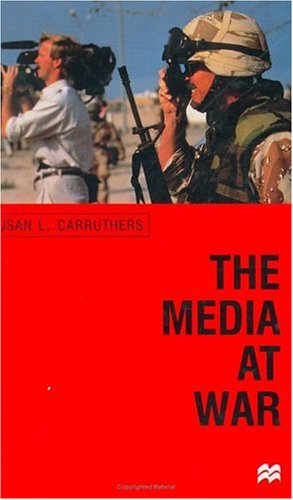 9780333691427: The Media at War: Communication and Conflict in the Twentieth Century