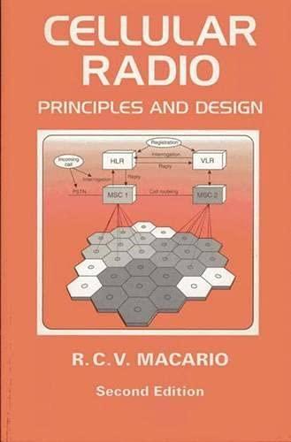 9780333691533: Cellular Radio: Principles and Design