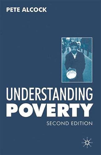 9780333692790: Understanding Poverty