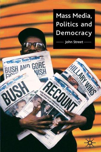 9780333693056: Mass Media, Politics and Democracy