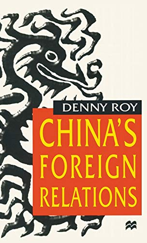 9780333693124: China's Foreign Relations