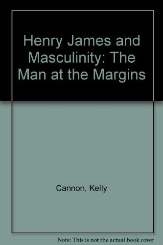 9780333694398: Henry James and Masculinity: The Man at the Margins