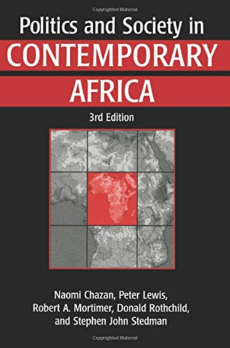 9780333694756: Politics and Society in Contemporary Africa
