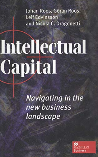 9780333694794: Intellectual Capital: Navigating in the New Business Landscape (Macmillan Business)