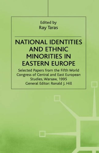 9780333695531: National Identities+ethnis Minorities in Eastern Europe (International Council for Central and East European Studies)