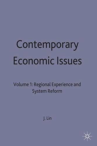 9780333698051: Contemporary Economic Issues: Regional Experience and System Reform (International Economic Association Series) (v. 1)