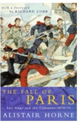 9780333698815: THE FALL OF PARIS