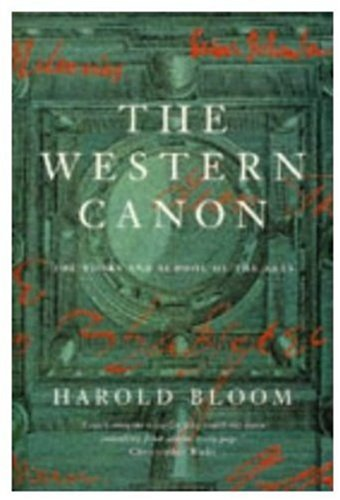 9780333699157: The Western Canon