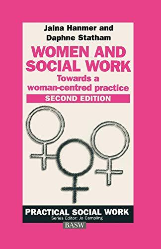 Women and Social Work (British Association of: Jalna Hammer, Daphne