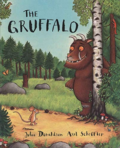 9780333710920: The Gruffalo Big Book