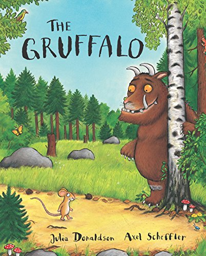 The Gruffalo: Julia Donaldson