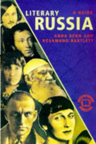 9780333711972: Literary Russia: A Guide