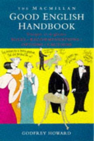 9780333712030: The Macmillan Good English Handbook