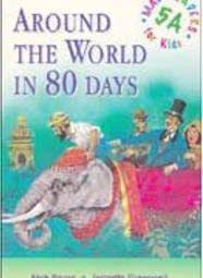 9780333713426: MAC Reader: Around the World in 80 Days 5a