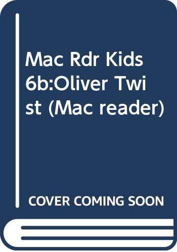 9780333713464: MAC Reader: Oliver Twist 6b