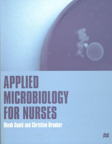 9780333714256: Applied Microbiology for Nurses