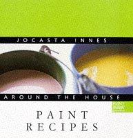 9780333714393: Jocasta Innes Around the House: Paint Recipes (Spanish Edition)