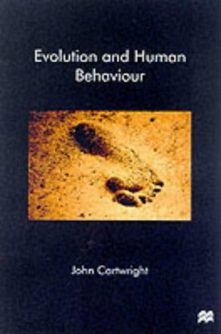 9780333714577: Evolution and Human Behaviour: Darwinian Perspectives on Human Nature