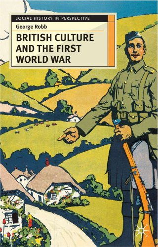 9780333715710: British Culture and the First World War