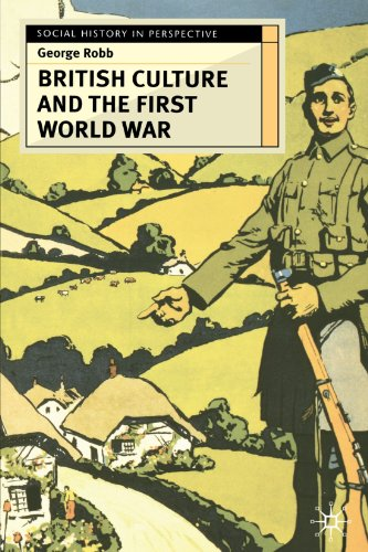 9780333715727: British Culture And The First World War