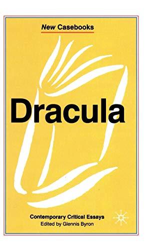 9780333716151: Dracula: Bram Stoker (New Casebooks)