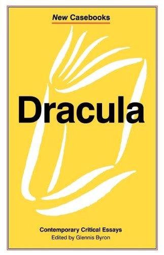 9780333716168: Dracula (New Casebooks)