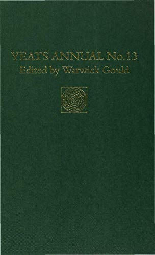 9780333716397: Yeats Annual No. 13