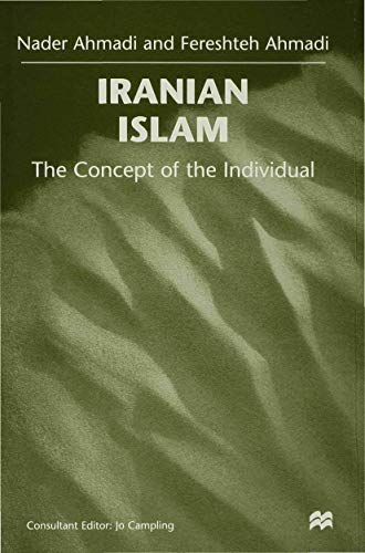 9780333719114: Iranian Islam: The Concept of the Individual
