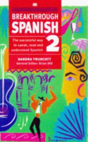 9780333719176: Breakthrough Spanish (Breakthrough Language)