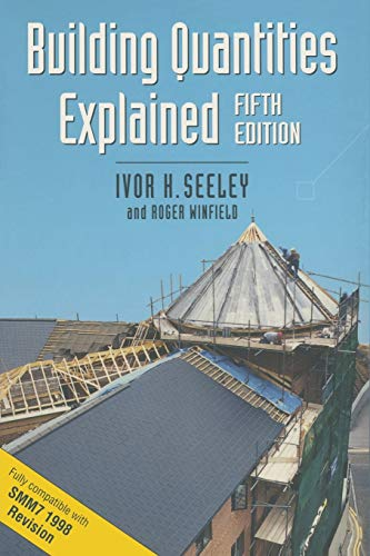 9780333719725: Building Quantities Explained (Building and Surveying Series)