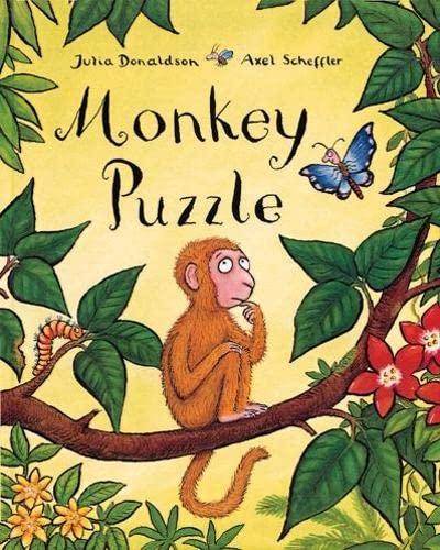 9780333720011: Monkey Puzzle