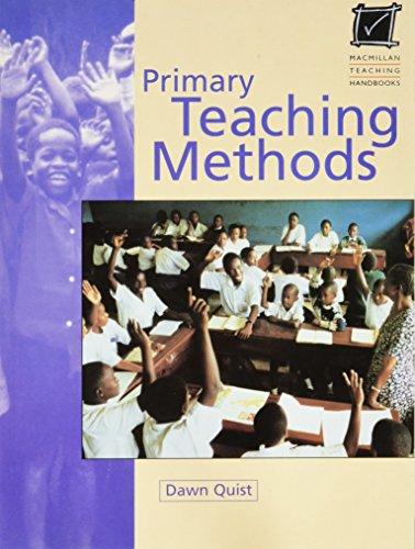 9780333720554: Primary Teaching Methods (Macmillan Teaching Handbooks)