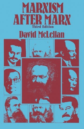 9780333722084: Marxism after Marx: An Introduction