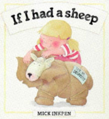 9780333722534: If I Had a Sheep