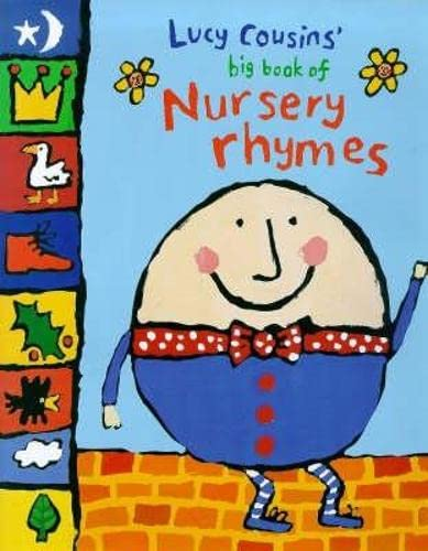 9780333722695: Lucy Cousins' Big Book of Nursery Rhymes