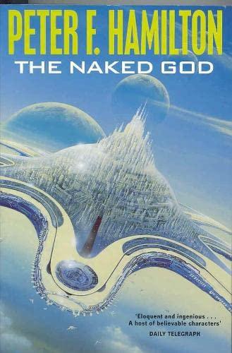 9780333725030: The Naked God