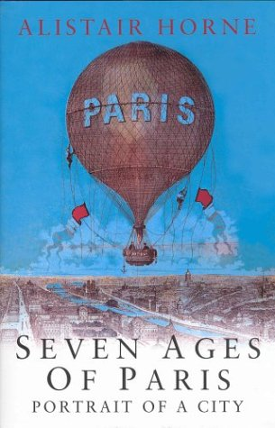 9780333725771: Seven Ages of Paris