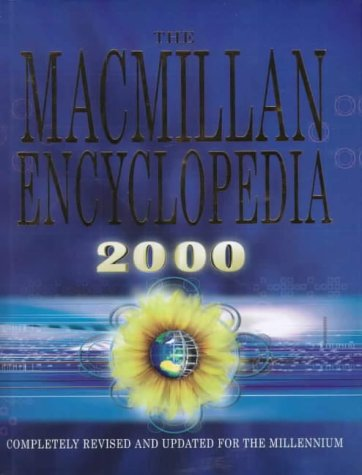 9780333725795: The Macmillan Encyclopedia