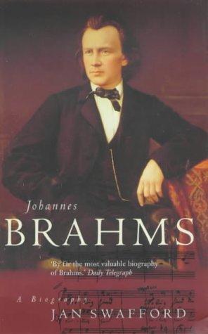 9780333725894: Johannes Brahms: A Biography