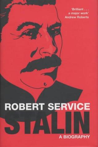 9780333726273: Stalin: A Biography