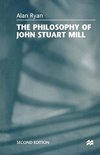 9780333727195: The Philosophy of John Stuart Mill